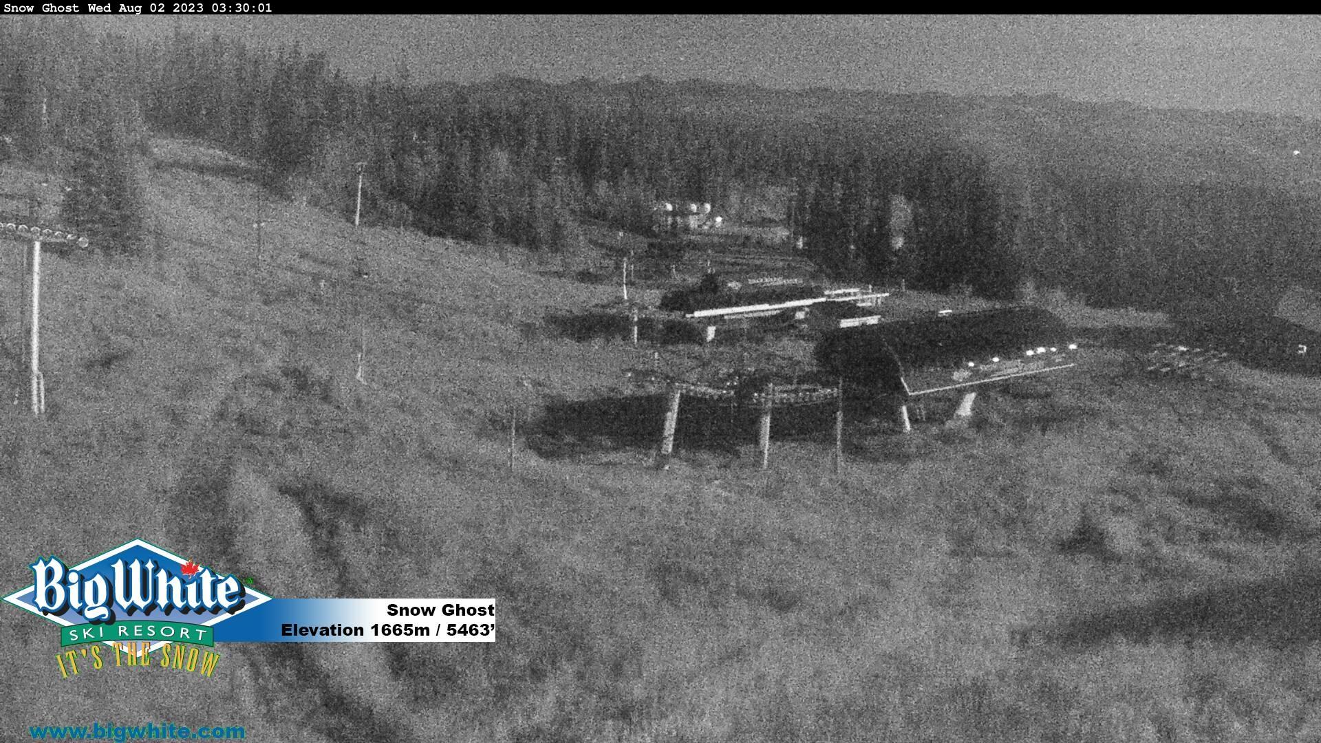 Snow Ghost - 5,463'/ 1665m