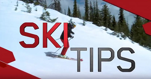 Ski Tips with Josh Foster - Move to the Middle