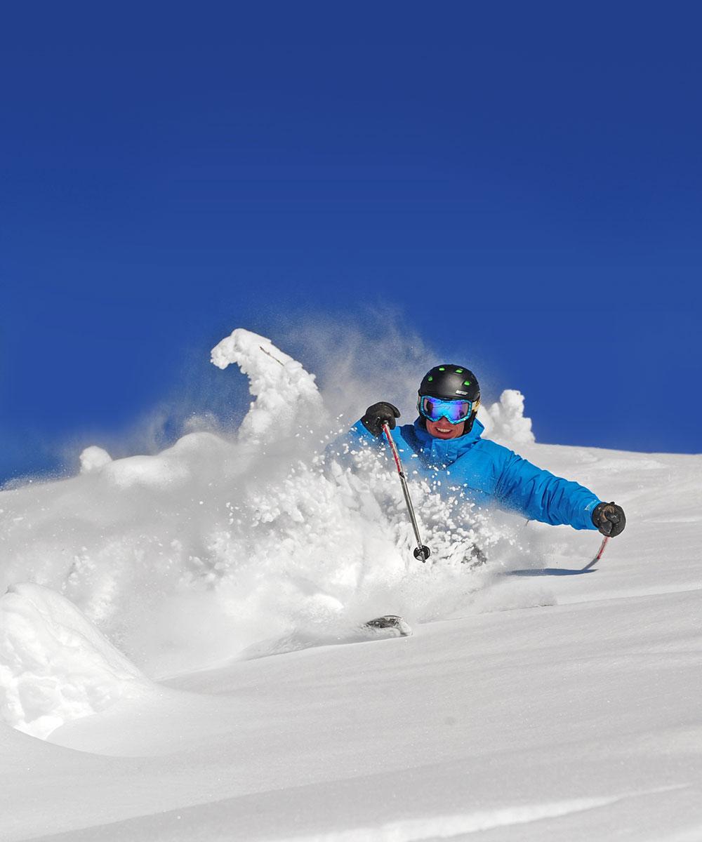Christmas Village Ski Lift.Mountain Stats Big White Ski Resort