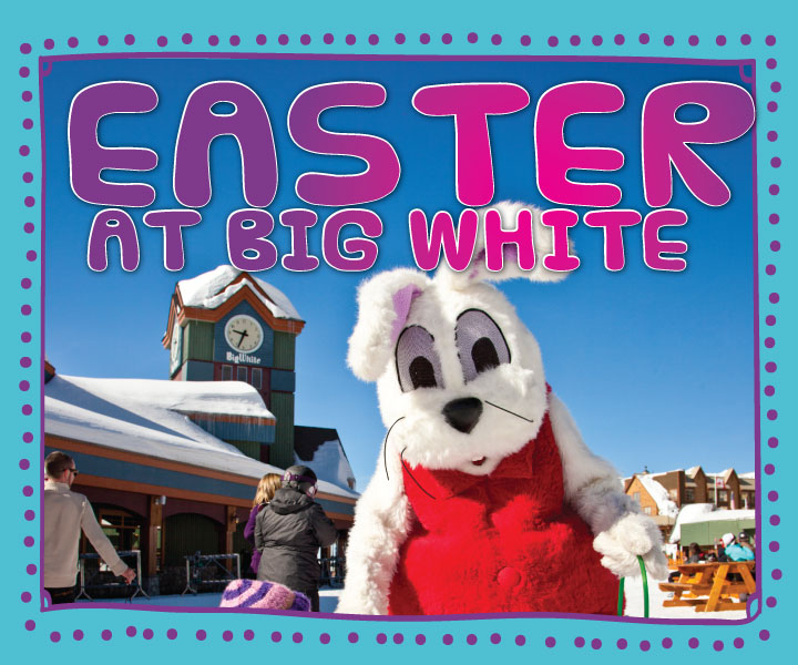 Big White Easter
