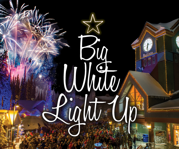 Light Up Big White