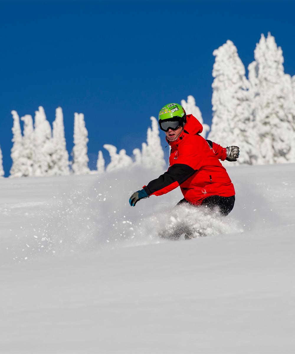 Snowboarding | Big White