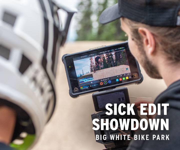 Sick edit showdown