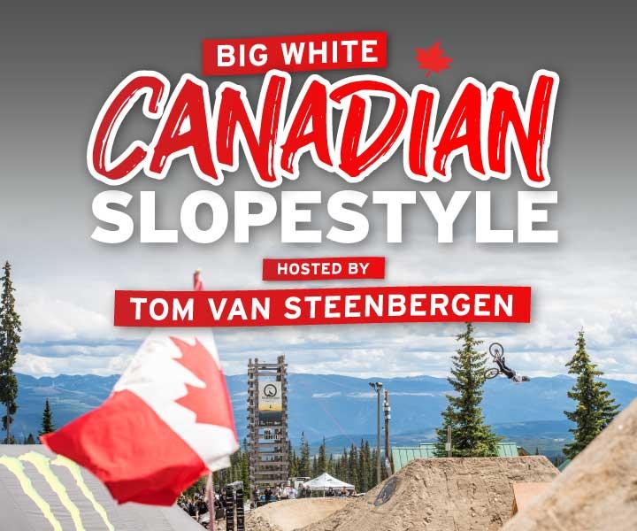 Big White Canadian Slopestyle