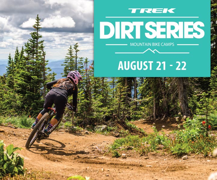 Trek Dirt Series Big White