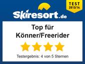 Top für Könner/Freerider