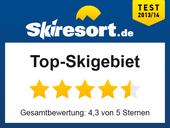 Top-Skigebiet