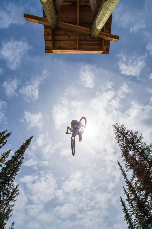 Austin Davignon Dropping In