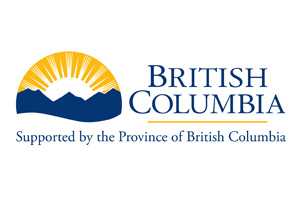 Supported by the Province of BC