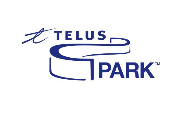 Big White TELUS park Logo