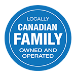 Canadian Family Owned and Operated