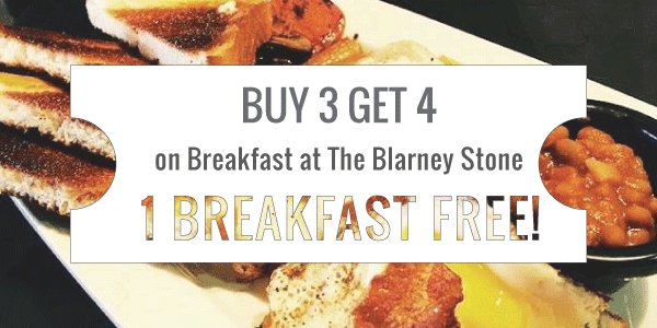 Blarney Stone 4 for 3