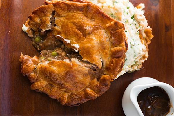 Blarney Stone pie