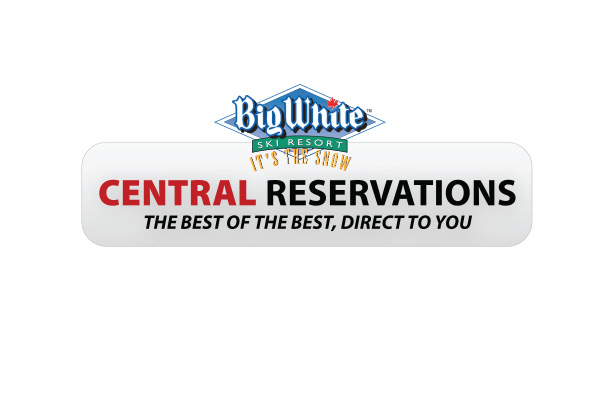Big White Central Reservations logo