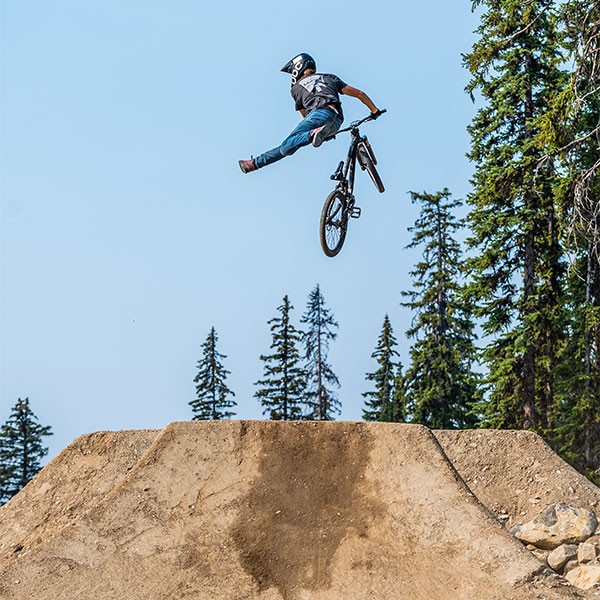 Big White Slopestyle Centre