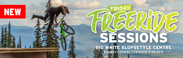 Friday Freeride Sessions