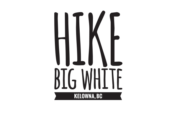 Hike Big White Logo