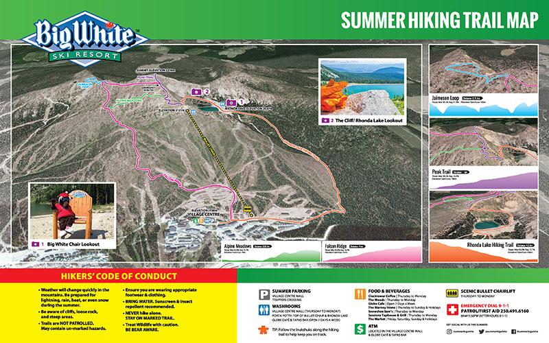 Hiking Trails | Big White
