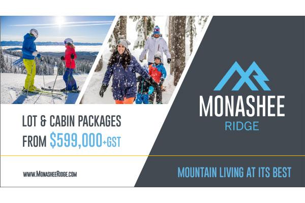 Monashee Ridge Cabins