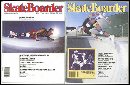 1980 Snowboard Article
