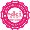 Ski canada best family resort