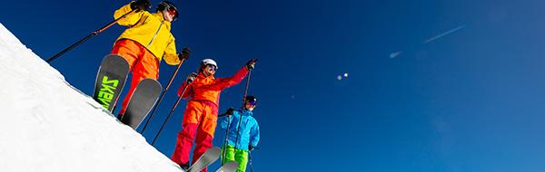 Ski guys