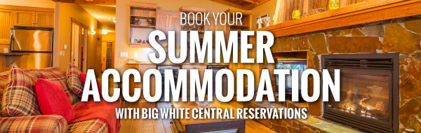 Summer Accommodation Big White