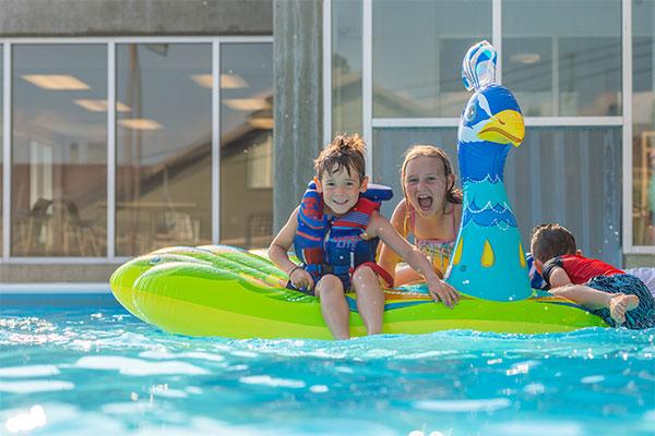 IBW pool