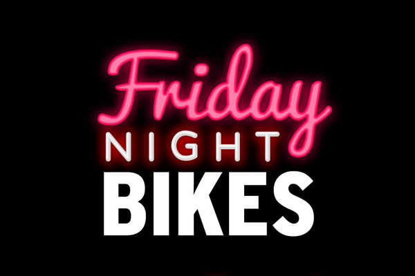 Friday night bikes