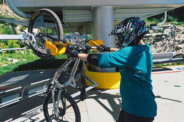 Bike Loading