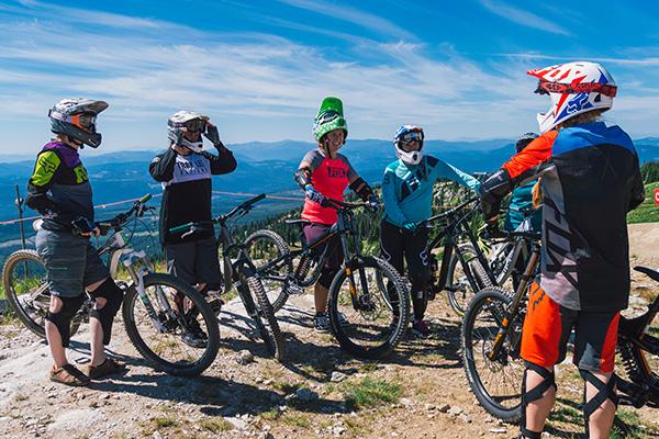 Womens Bike Camps