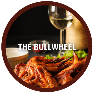 The BullWheel - Walk, Dine, Wine