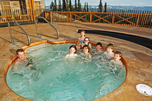 Sundance hot tub
