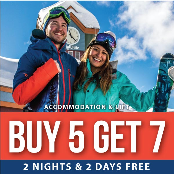Buy 5 Get 7 Special