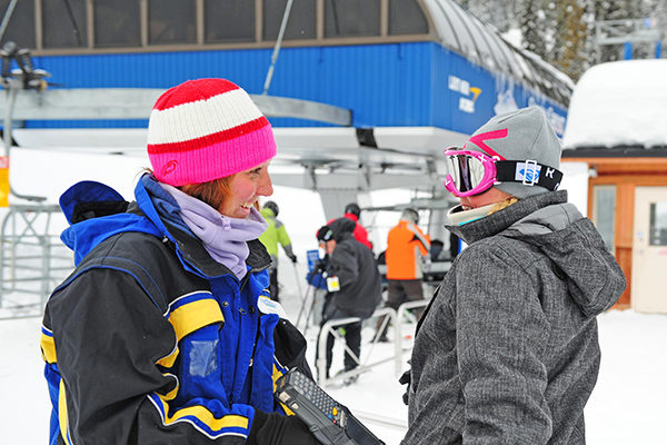 Jobs at Big White