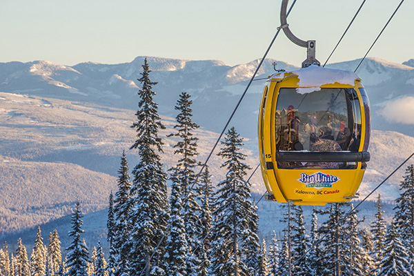 Big White Gondola