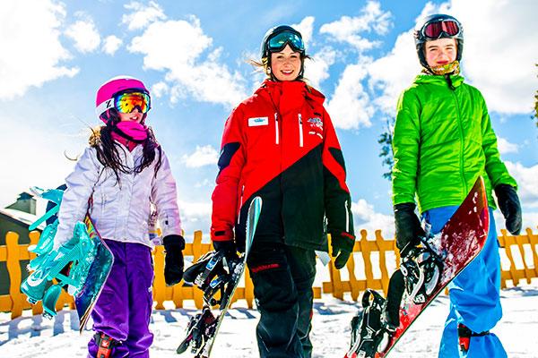 Ski/Ride Experience