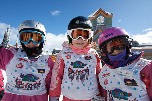 Ages 5-7 Snow Riders
