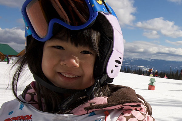 Ages 3-4 Ski Cubs