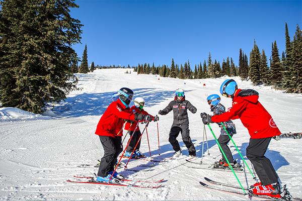 Snowsports camp