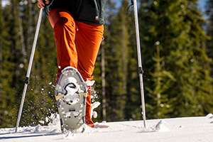 Access to Nordic & Snowshoe