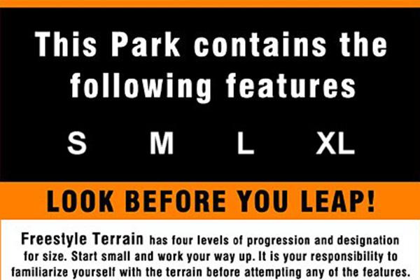 TELUS Park signs