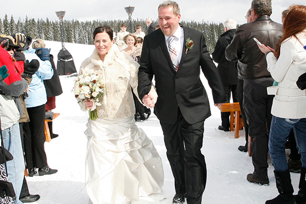 Weddings at Big White