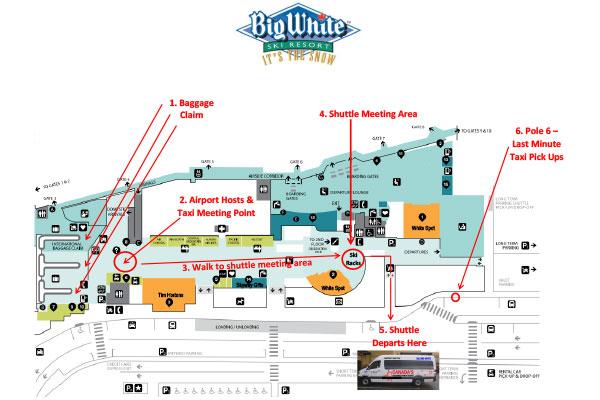 YLW map