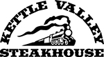 Kettle vally steakhouse logo
