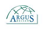 Argus Reisen logo