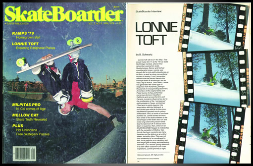 1979 Lonnie Toft Interview