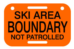 Patrolled boundary