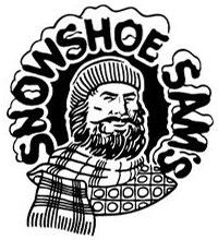 Snowshoe Sams logo