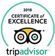 2018 Tripadvisor award